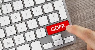 Reducción de ingresos ley RGPD protección de datos