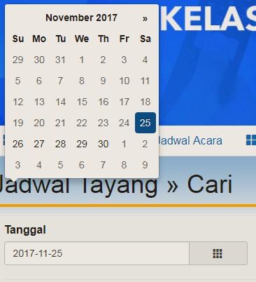 Tanggal Tayang