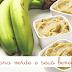 Biomasa de banana verde e seus benefícios
