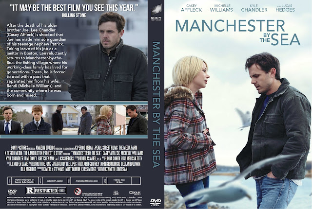 Manchester By The Sea DVD Cover