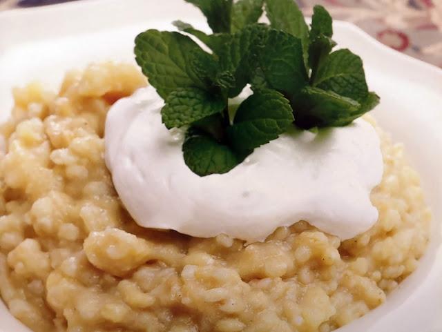 Κορκότον με γιαούρτι | Ποντιακές συνταγές