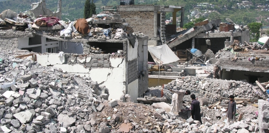8 oct 2005 earthquake with pakistan essay