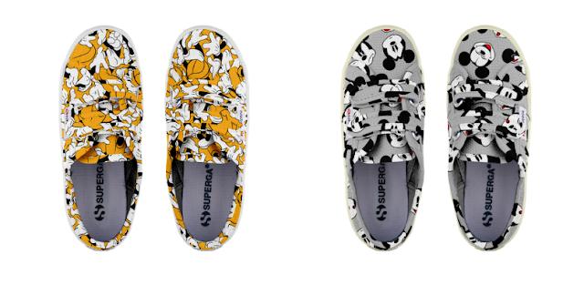 Disney scarpe Superga
