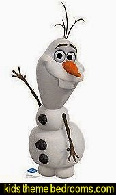 Disney Frozen Olaf Standup