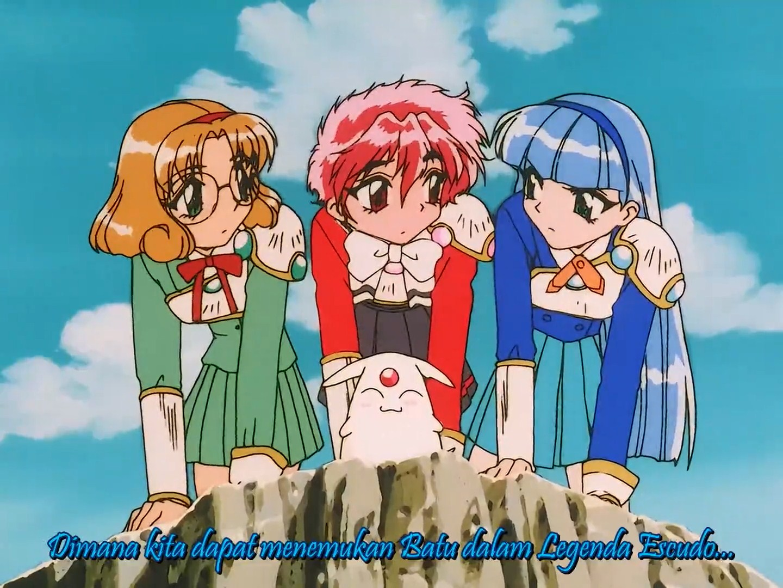 Anime Magic Knight Rayearth Sub Indo The K2 - yyxsonar