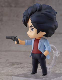 """Nendoroid Ryo Saeba de """"City Hunter"""" - Good Smile Company"""