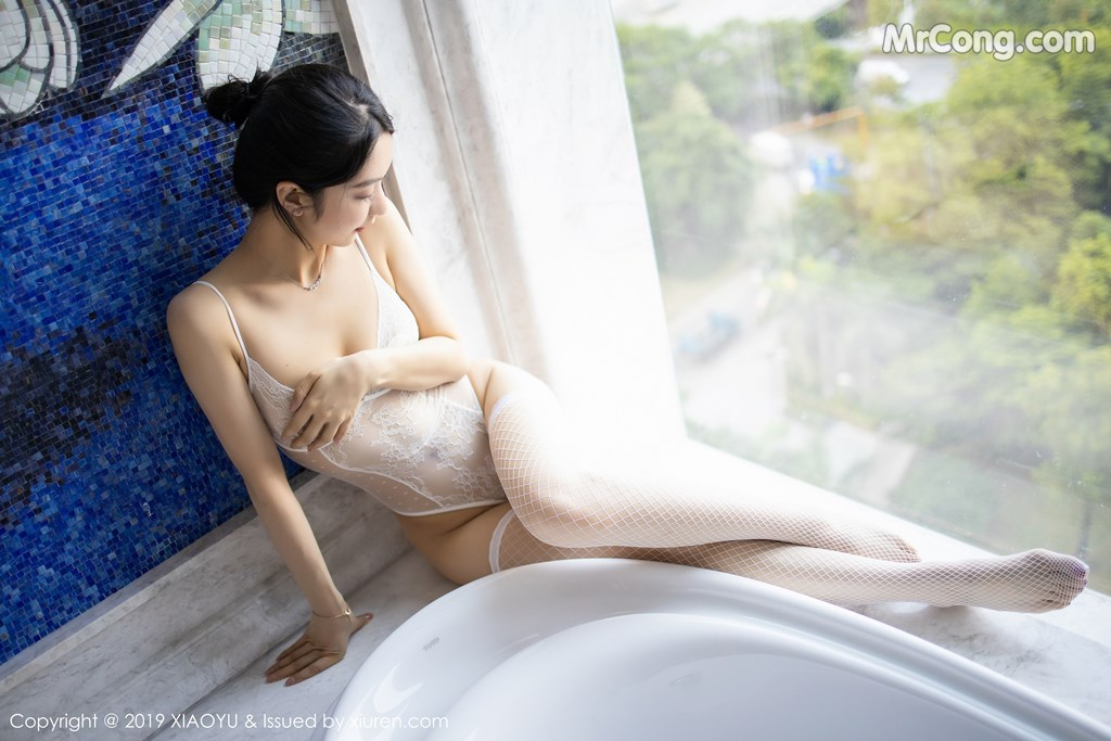Image XiaoYu-Vol.223-Xiao-Reba-Angela-MrCong.com-005 in post XiaoYu Vol.223: Xiao Reba (Angela小热巴) (64 ảnh)