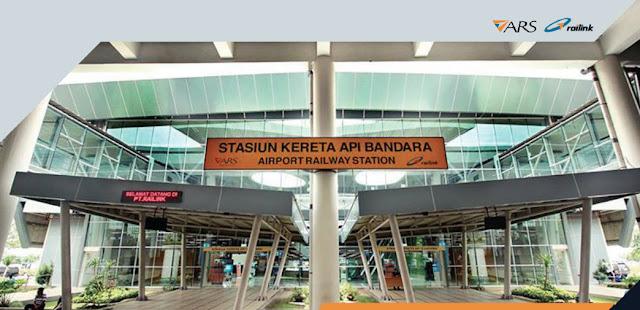 Kereta Api Bandara Jakarta
