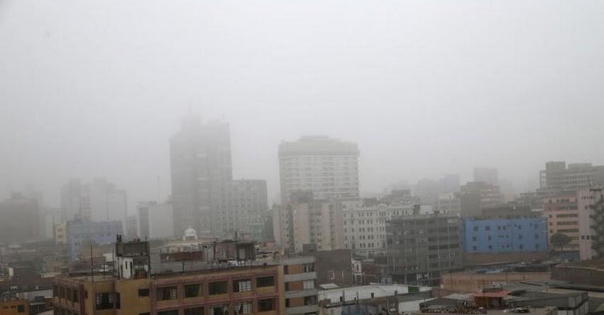 SENAMHI ALERTA: Lima continuará esta semana con amaneceres nublados - www.senamhi.gob.pe