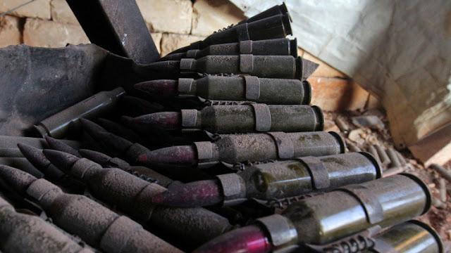 Un ataque químico de milicianos en Alepo deja dos muertos y decenas de heridos