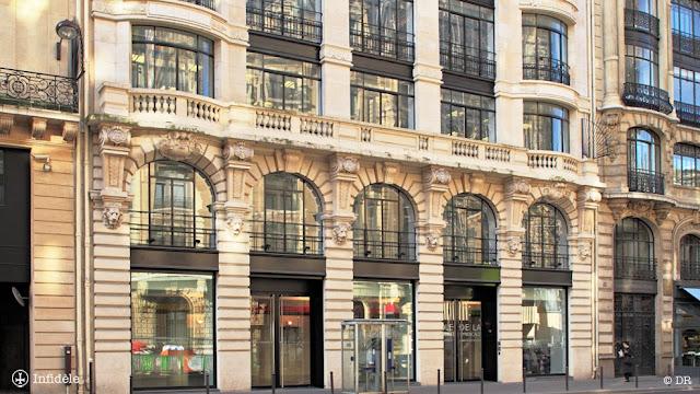 ecole de la couture parisienne de la chambre syndicale
