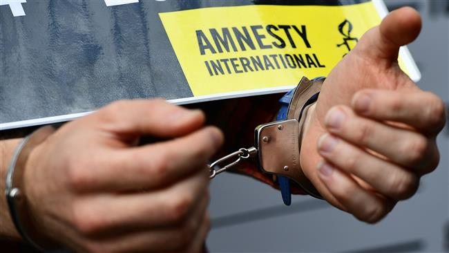 Amnesty International slams Turkey for keeping six rights activists in custody