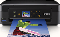 Epson Expression Home XP-405 Drivers update
