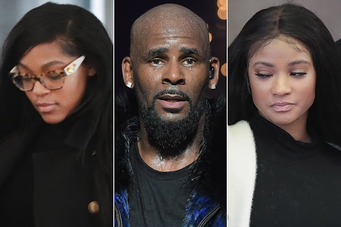 Police rush to R.Kelly's apartment to investigate reports his harem of girlfriends are planning to commit suicide