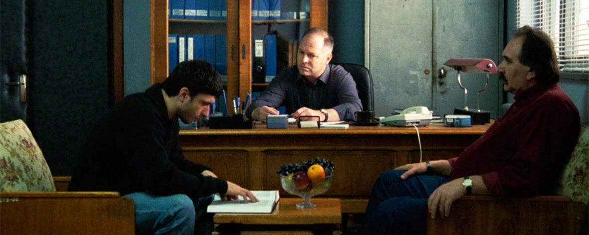 Politist, Adjectiv - Policjant, przymiotnik - 2009