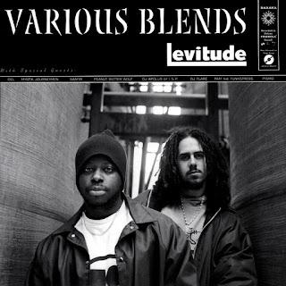 Various Blends - Levitude (1999)