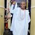 Odunlade Adekola cute lookalike son Celebrates his birthday in Style!
