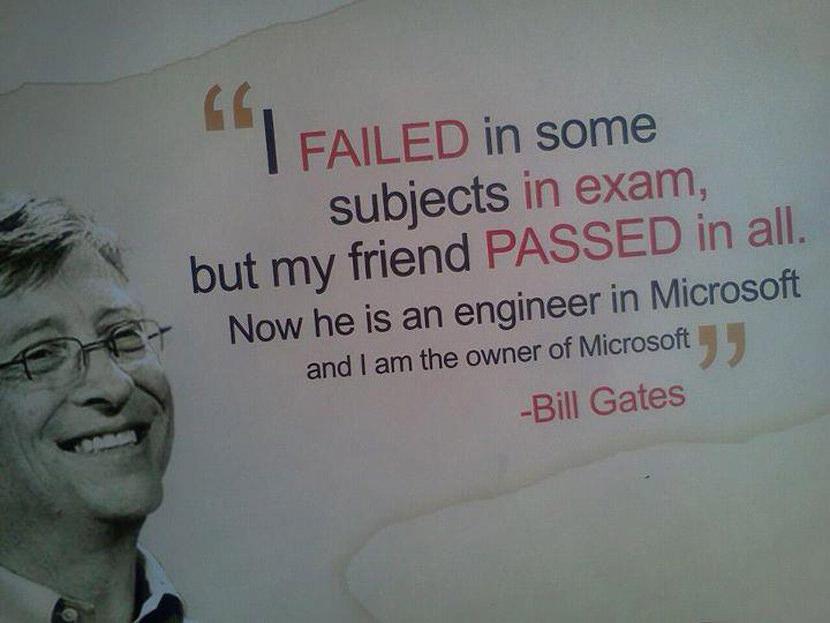 Wallpaper Bill Gates Quotes