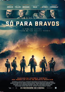 Only the Brave - Poster & Trailer
