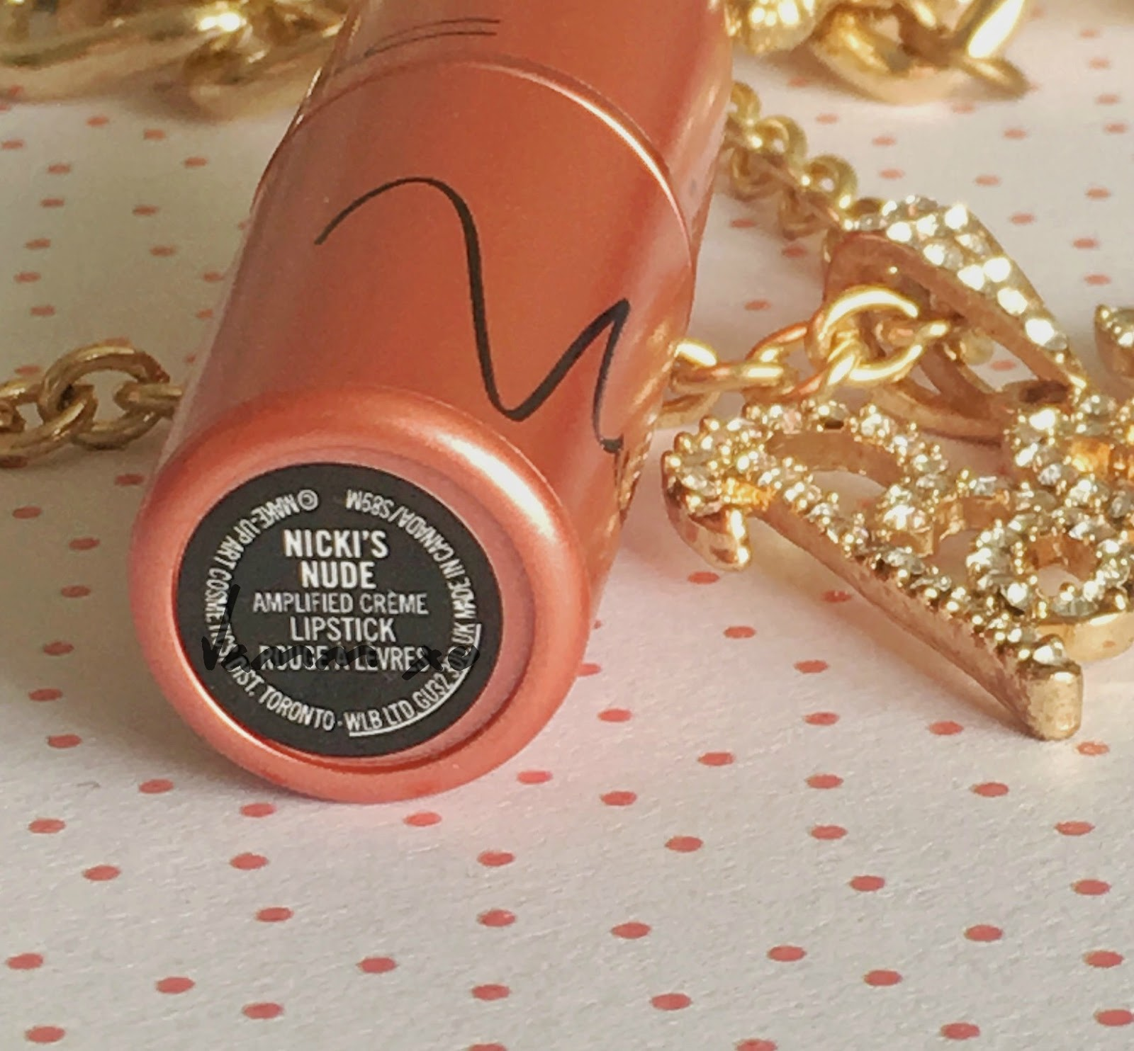Beauty Jamm xo: MAC x Nicki Minaj 2017 Custom-Made