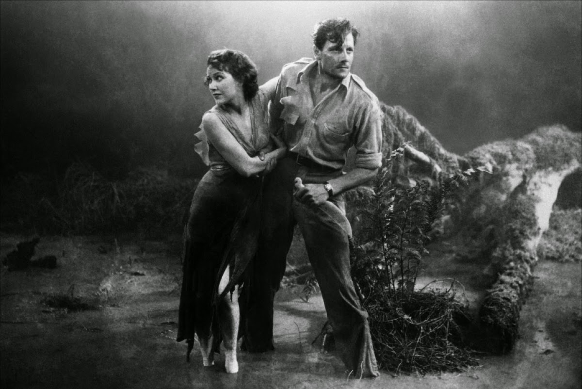 Joel McCrea Fay Wray The Most Dangerous Game