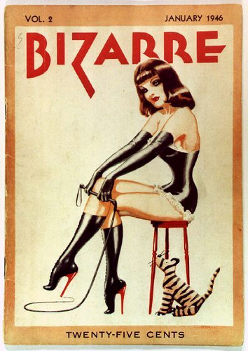 Bizarre And Magazine 102