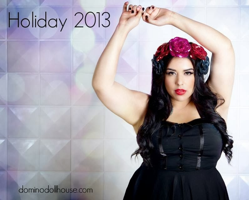 Andrea The Seeker December 2013 Curvy Girl Fashion