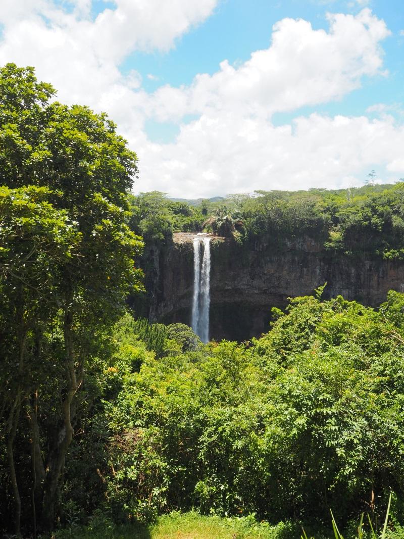 Mauritius nähtävyydet Chamarel-putoukset
