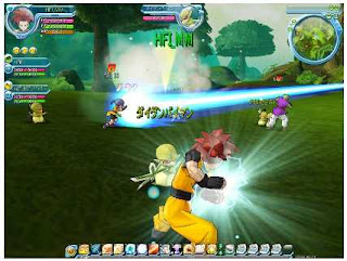 Game Online Dragon Ball