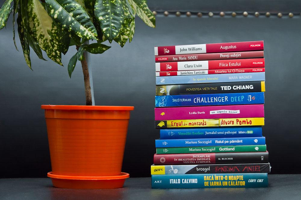 cărți luate la Bookfest