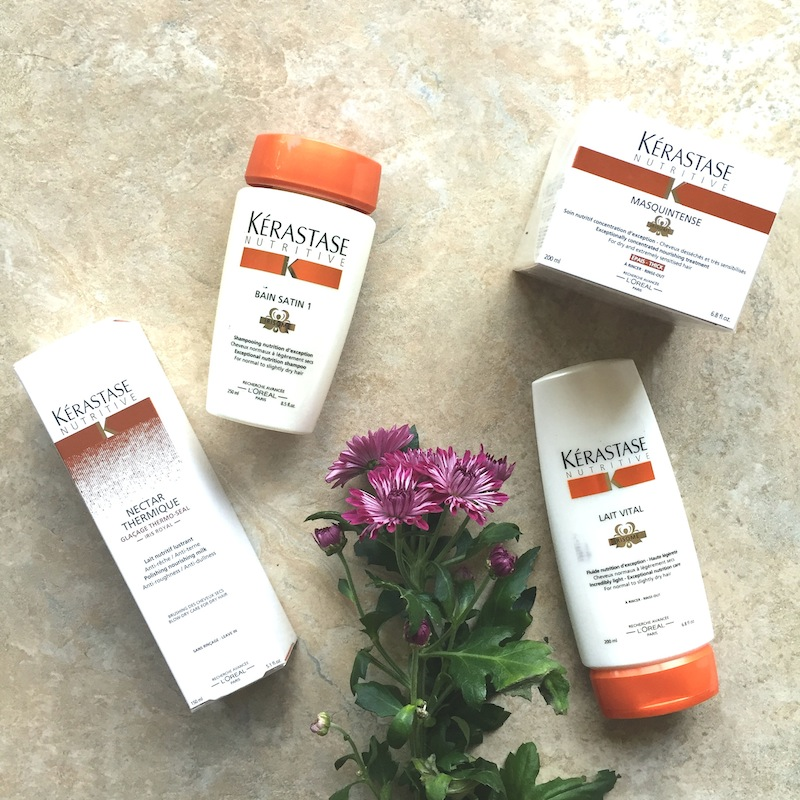 Kérastase Nutritive Collection: A quick review