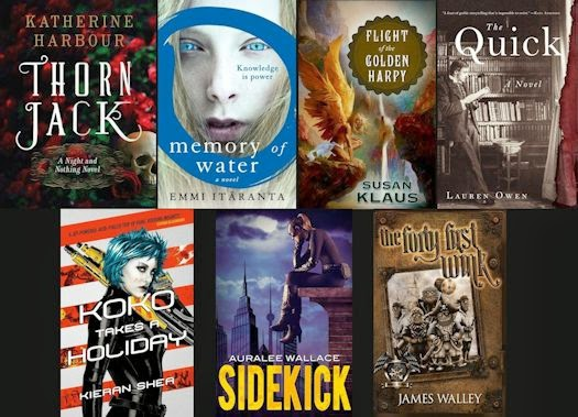 2014 Debut Author Challenge Cover Wars - June 2014 Winner