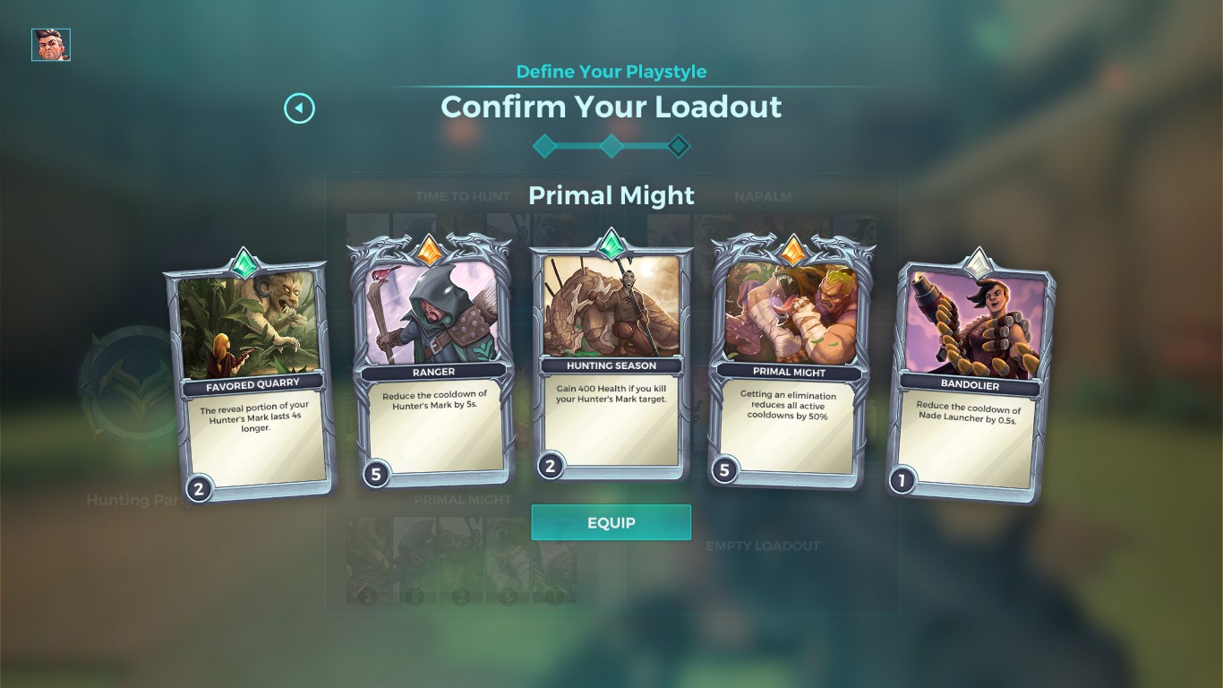 paladins best tyra deck