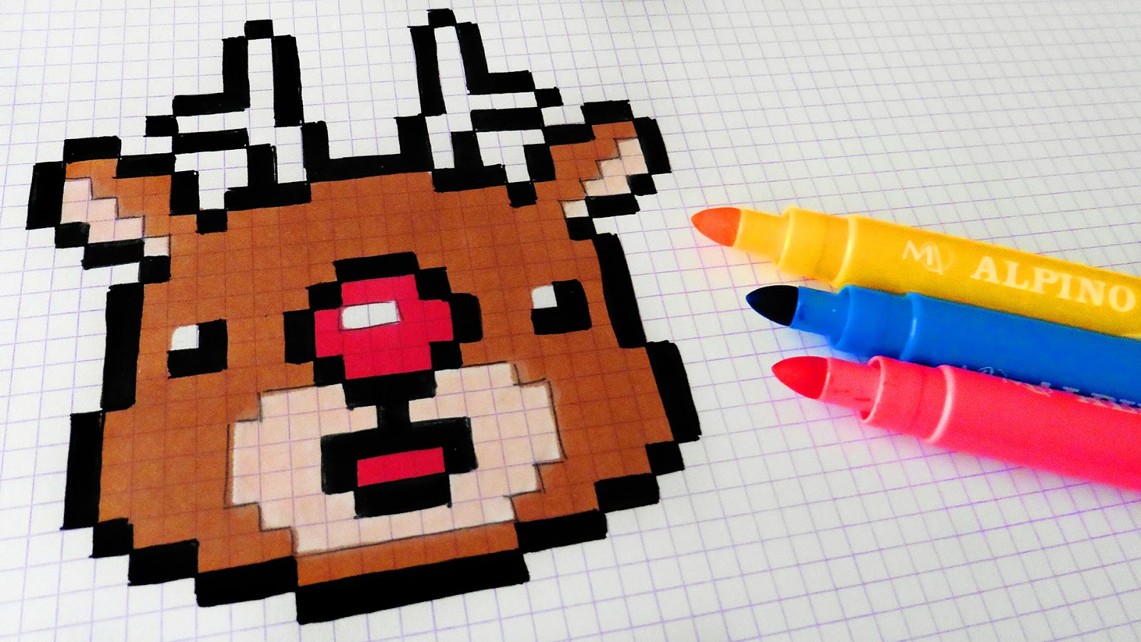 how to draw pixel art in photoshop