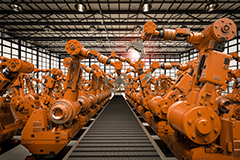 Industrial Robots History