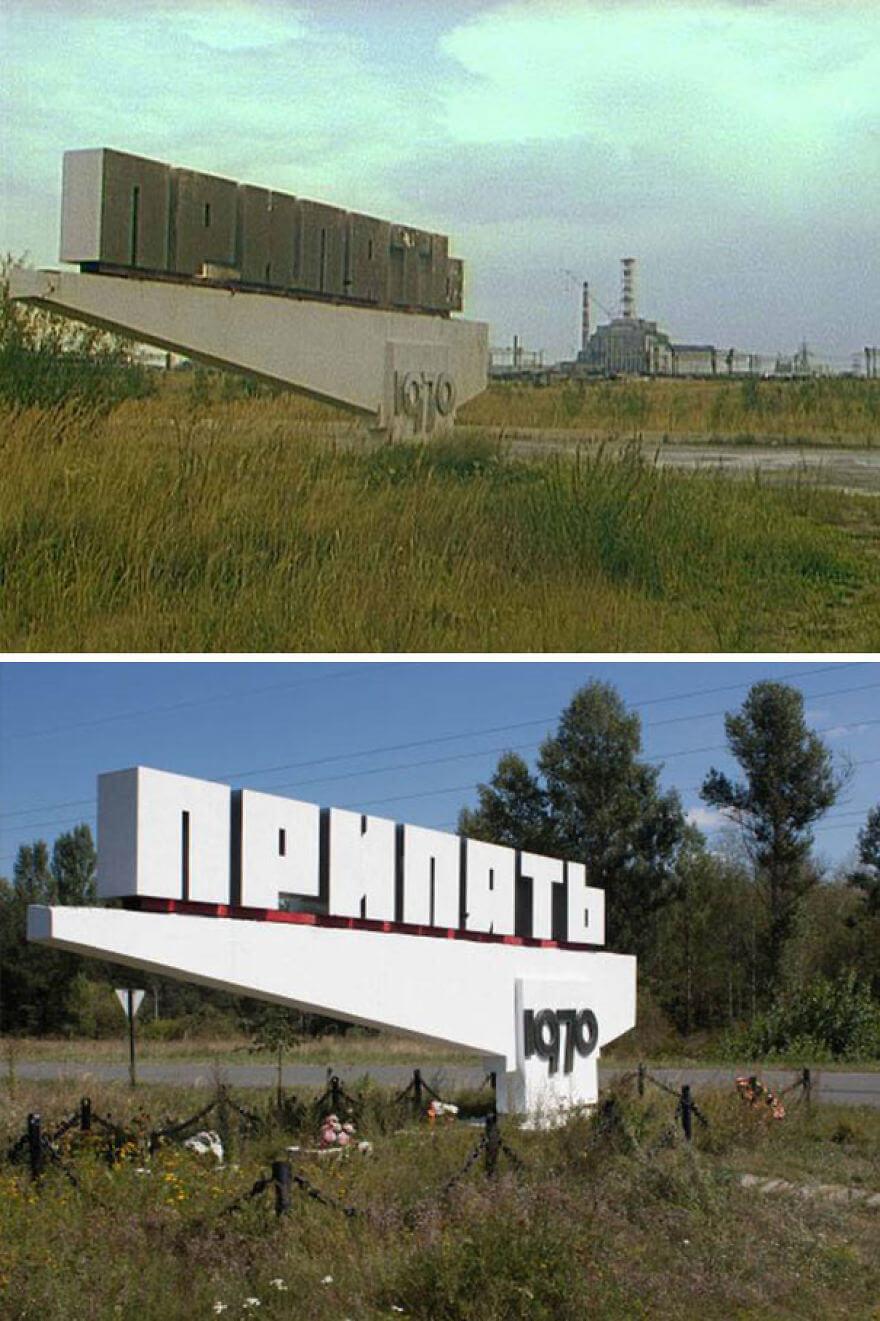 Çernobilin Yeni Fotoğrafları
