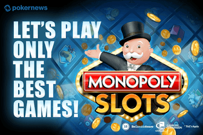 MONOPOLY Slots Mod (Unlimited Money + No Ads) Apk Download