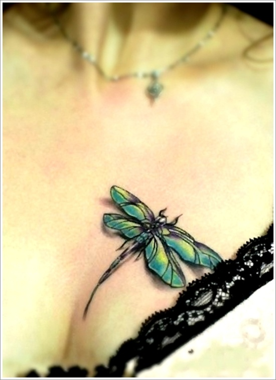 tribal dragonfly tattoo  tips on your new tattoo