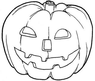 Desenhos De Aboboras De Halloween Para Colorir Desenhos Para Colorir
