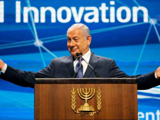 Israel PM warns of plot to topple him