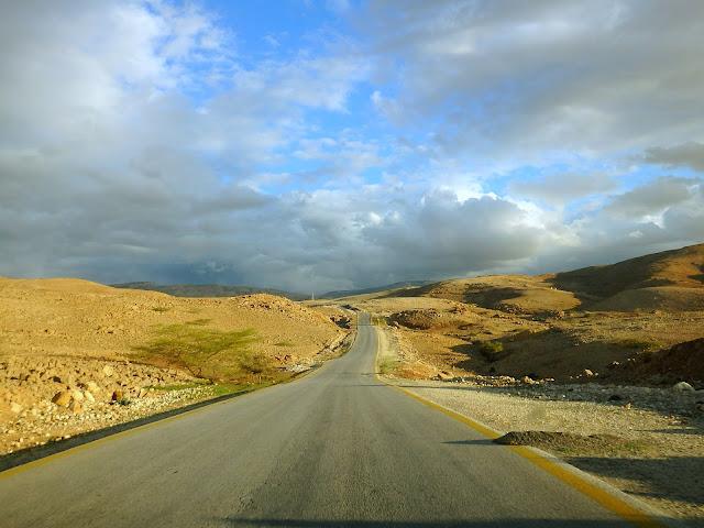 recorrido por jordania