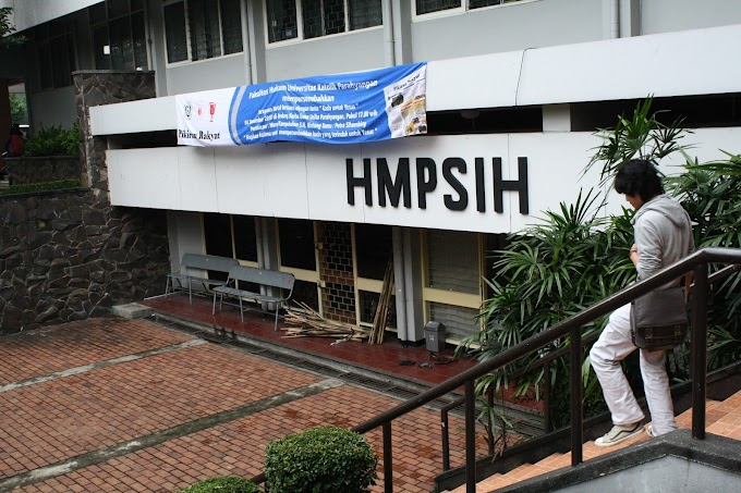Cerita Hantu di Gedung Fakultas Hukum Universitas Parahyangan Bandung