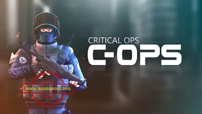 Download Critical Ops Apk Mod for Android Critical Ops Mod v0.9.3.f246 Apk Data Terbaru
