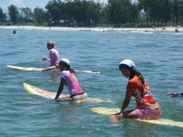 esta aula foi mais uma de nossas surf trip realizadas .
