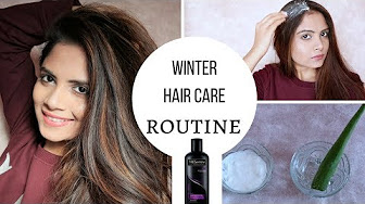 DIY Winter Hair Care | Winter Hair Care At home | Natural Home Remedies
