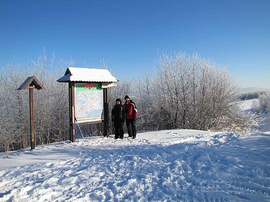 Potaczkowa (746 m n.p.m.).