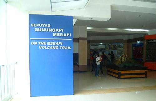 Epic travelers - Merapi Museum