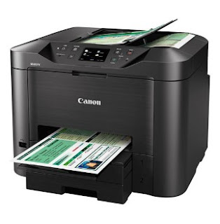 Canon MAXIFY MB5310 Driver and Manual Download