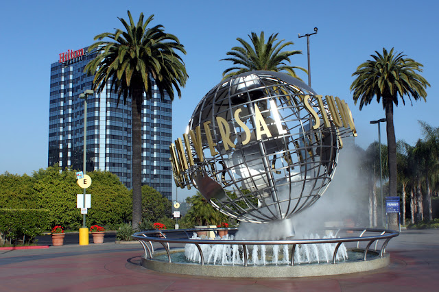 Parque Universal Studios Hollywood em Los Angeles