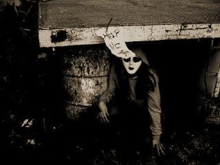 Masky Girl: A Origem